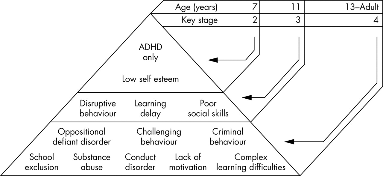 The effect of adhd on the life of an individual their family and download figure open in new tab download powerpoint figure 1 stages of adhd fandeluxe Images