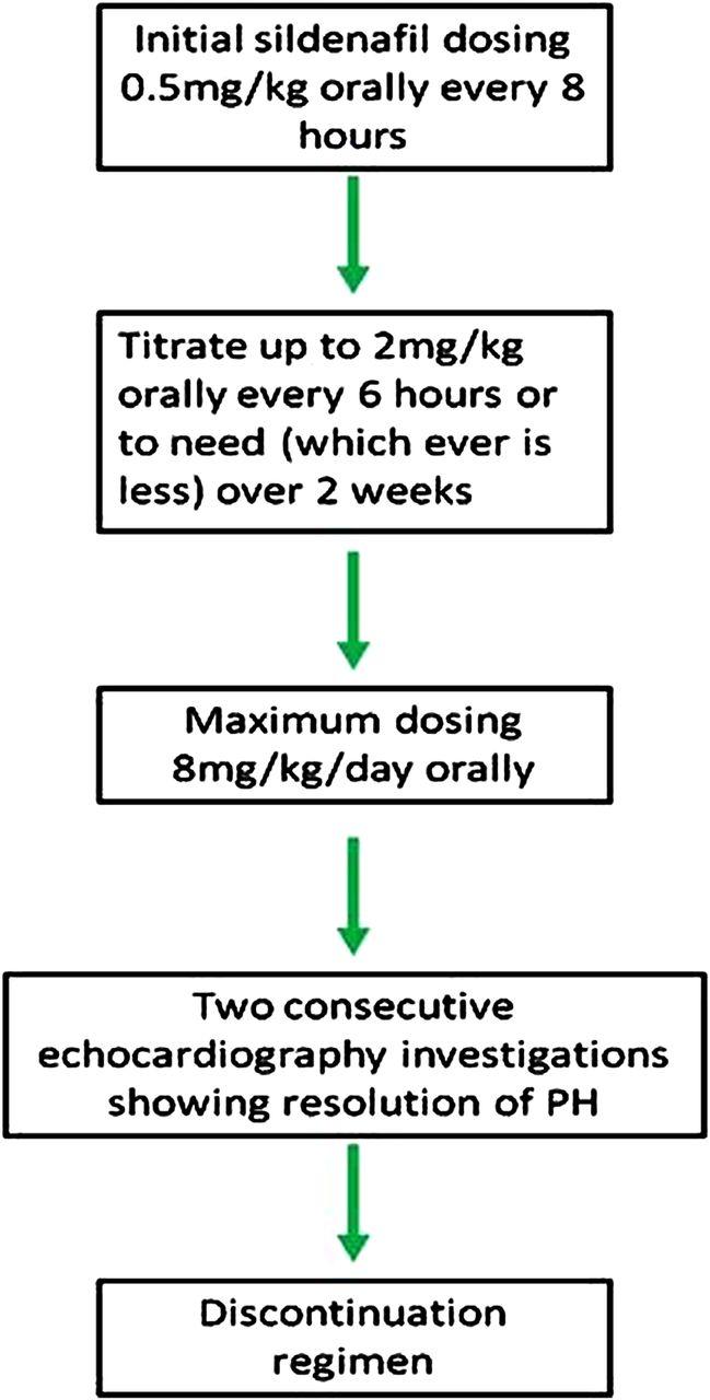 The utility of sildenafil in pulmonary hypertension: a focus on  bronchopulmonary dysplasia | Archives of Disease in Childhood
