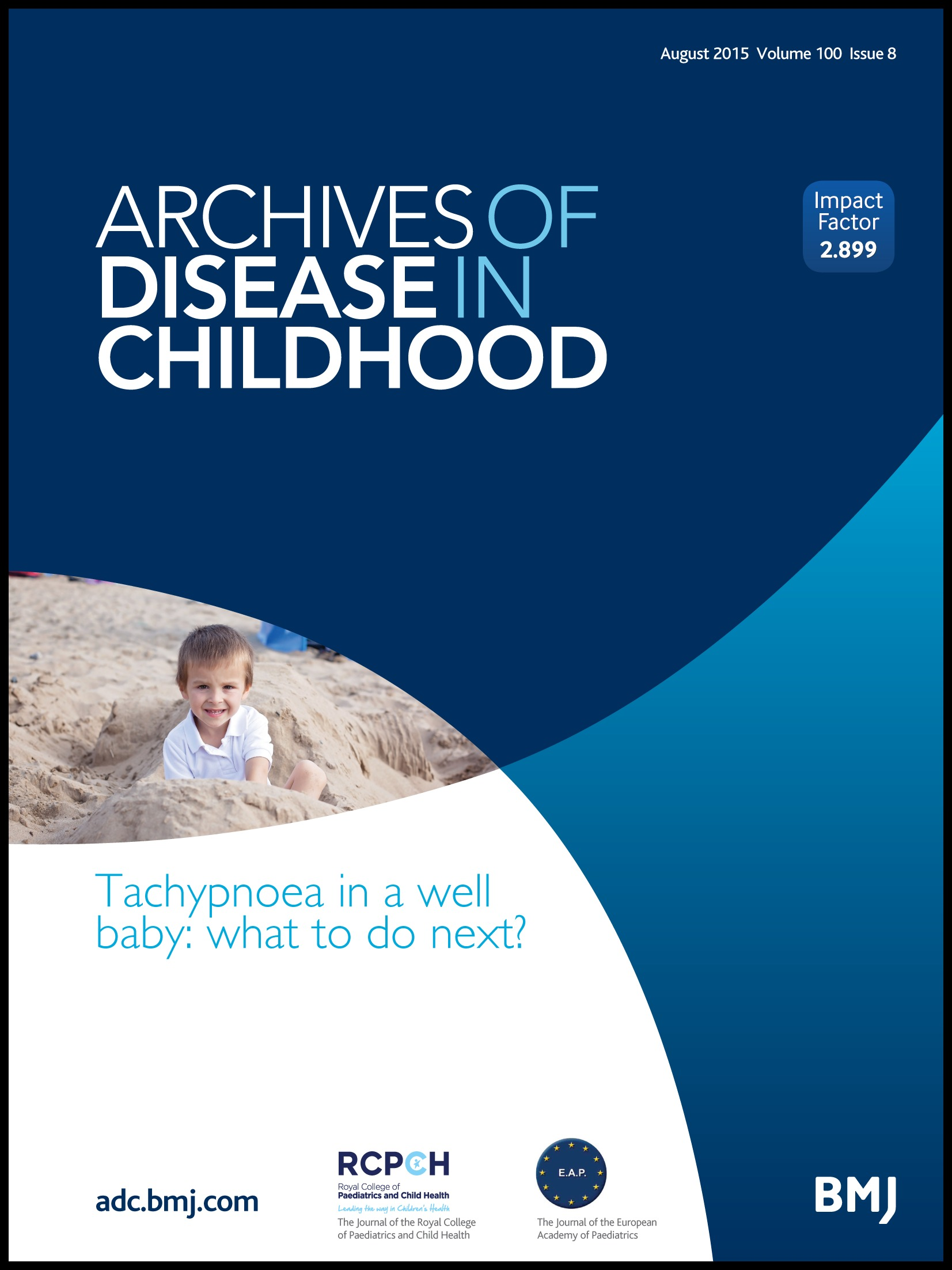 Tachypnoea in a well baby: what to do next? | Archives of